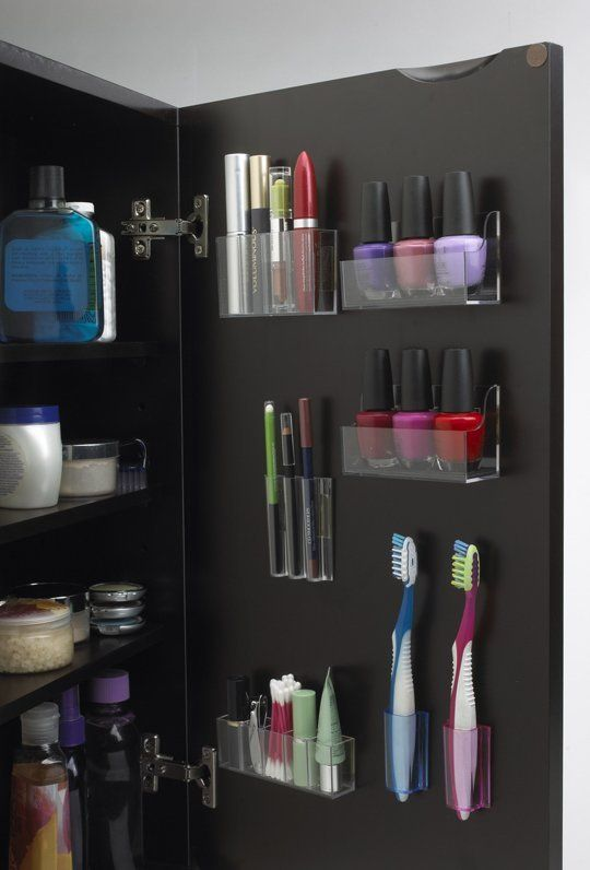 small bathroom storage solutions on a budget