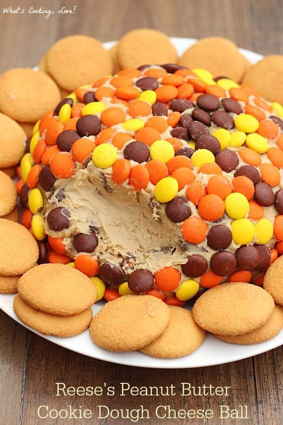 Let's get CREATIVE for Thanksgiving! Unique and yummy Thanksgiving dessert idea.