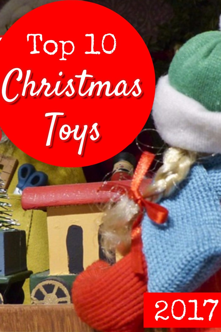 Top 10 HOTTEST Christmas Toys for 2021