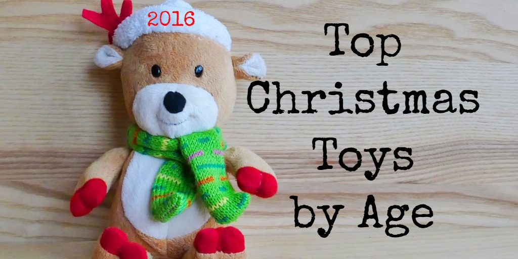 Top Christmas Toys By Age - 2021 Hottest Christmas Toys for Boys and Girls by Age