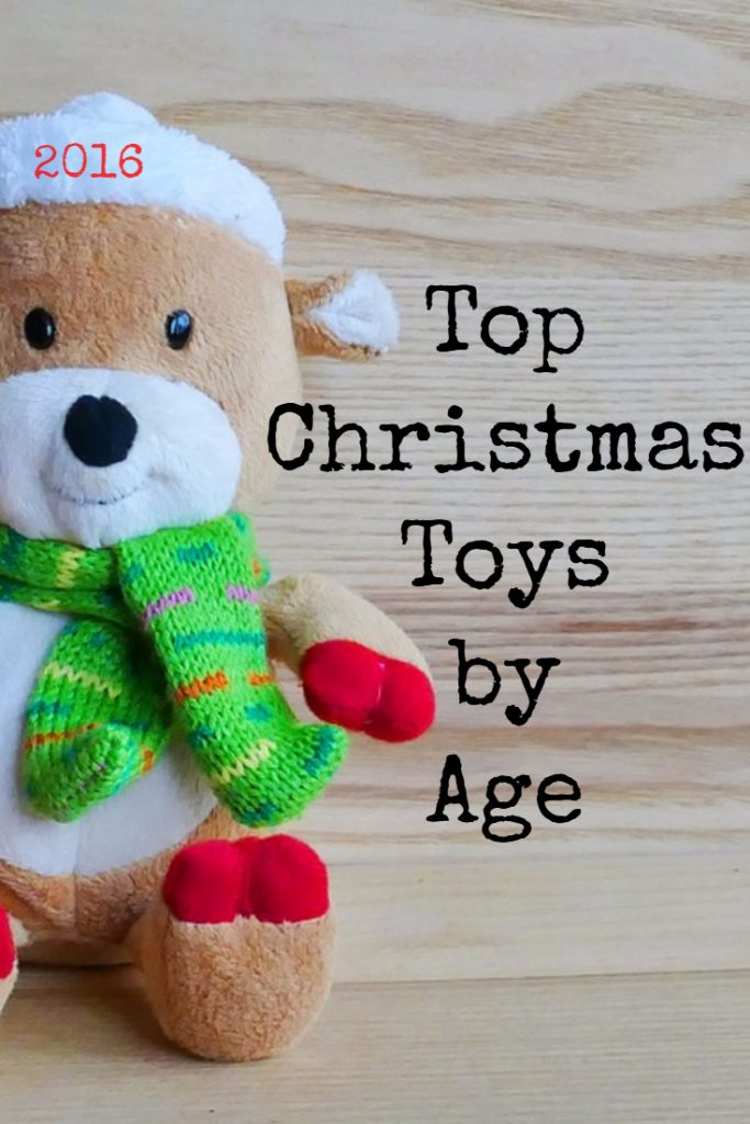 Top Christmas Holiday Toys by Age - SUPER Helpful Way to Find the BEST toys for boys and girls of all ages.