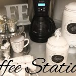 Kitchen Coffee Station Ideas—DIY Home Coffee Bar Set-Ups and Decorating Ideas