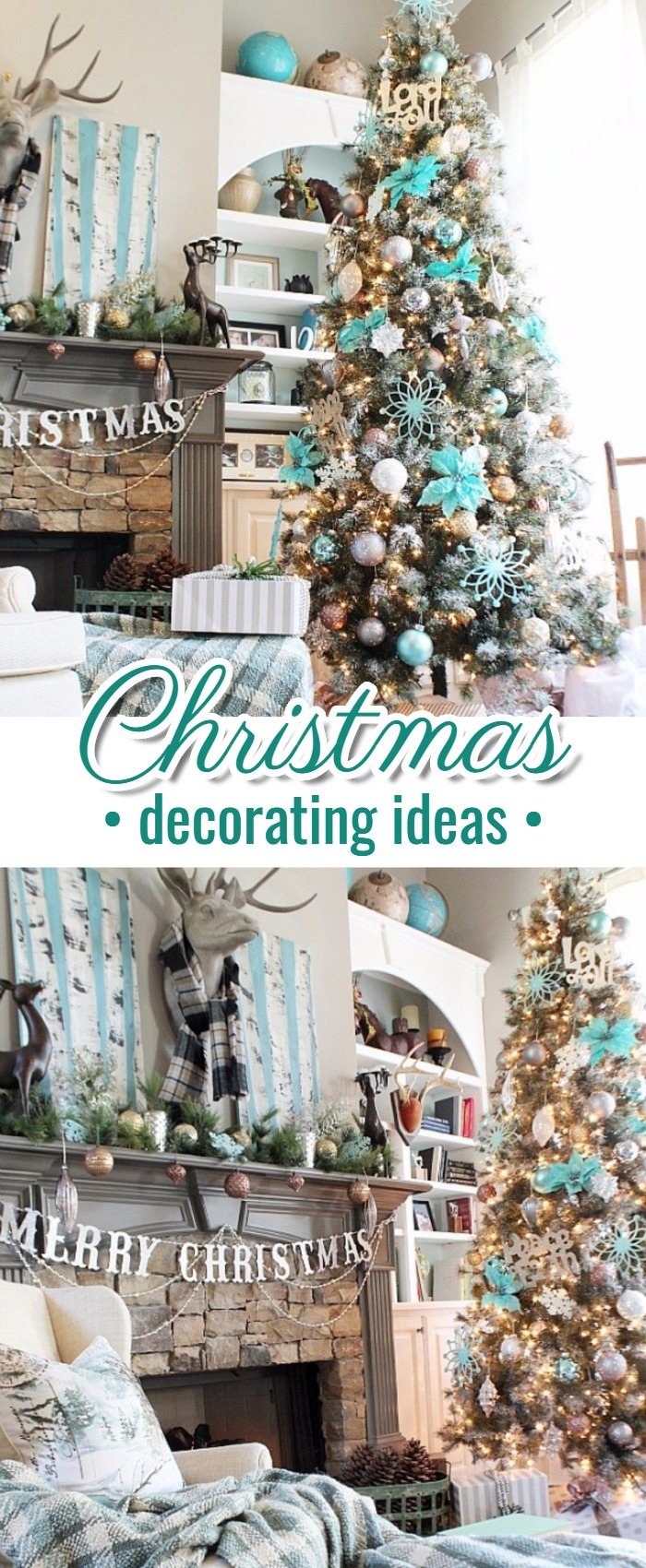 Gorgeous Christmas Decorating Ideas - love them all!