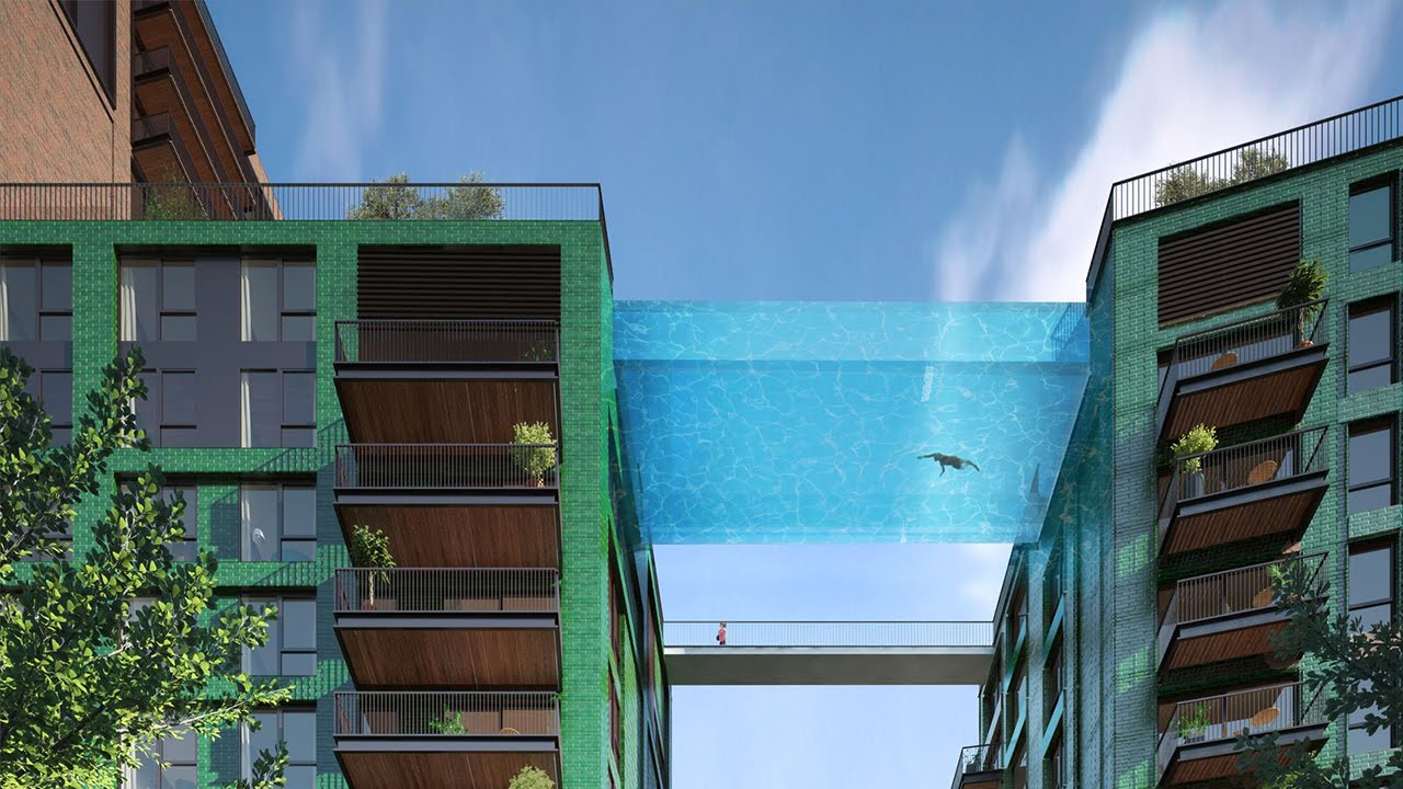 Amazingly Cool Pools to Inspire YOUR Custom Swimming Pool Design