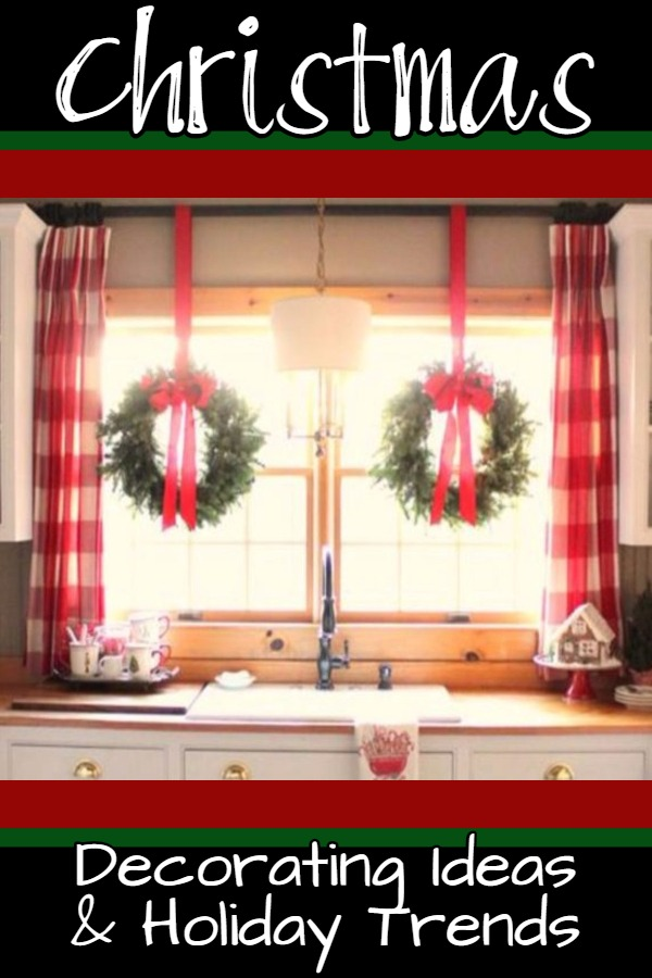 Christmas Decoration Ideas for Home - Cheap and easy DIY Christmas decorating ideas that are popular and trending this Christmas Holiday season