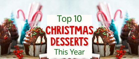 Top 10 Christmas Desserts That Are NOT Pumpkin Pie