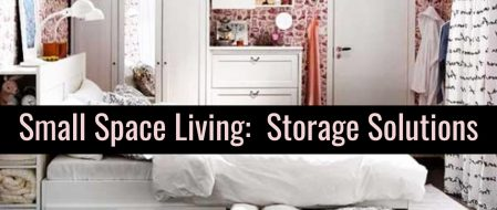 Small Space Living: Creative Small Space Storage Solutions on a Budget