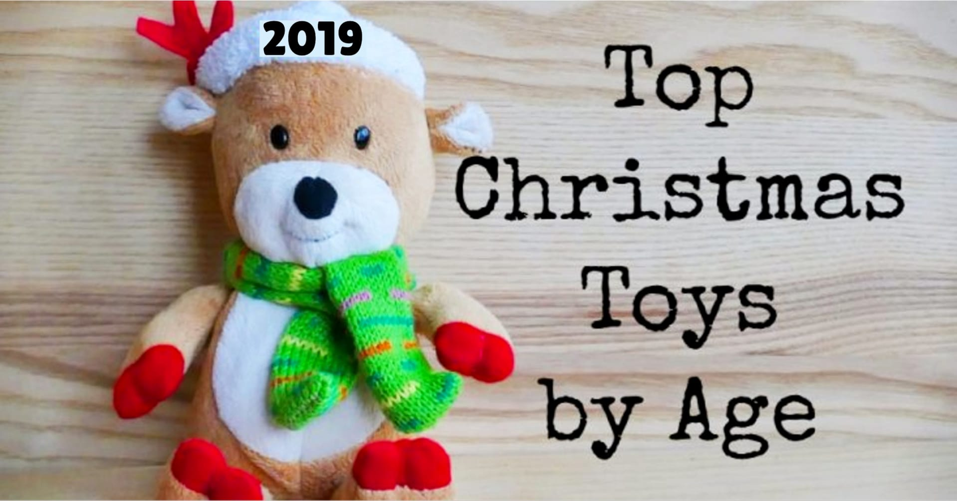 top christmas toys 2021 by age