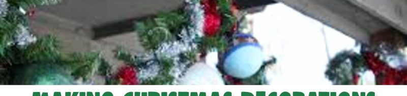 Easy Christmas Decorations DIY - Making Christmas Decorations Ideas- Easy Christmas Decorations to Make - DIY Unique Christmas Decorations. These cool Christmas decorations are easy Christmas decorations DIY for making Christmas decorations to make and sell or cheap Christmas decor for your home