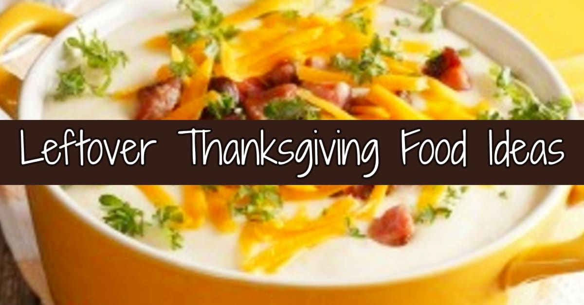 Easy left over meals! leftover turkey and dressing recipes, easy leftover meals and leftover recipes - best leftover turkey recipes with Thanksgiving turkey meat - easy dinner ideas with leftovers and leftover food from Thanksgiving meal