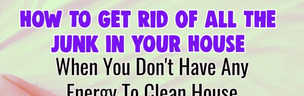 House Purge - How To Purge Your House Of Junk