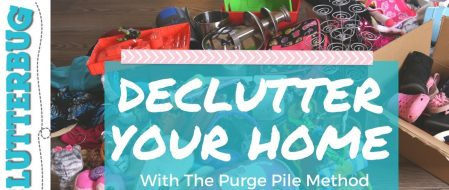 How To Purge Your House Of Junk When You Don't Have The Energy To Clean House