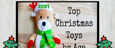 Top 10 Christmas Toys 2021 – Hottest Toys for Christmas This Year (Most Wanted By Age)