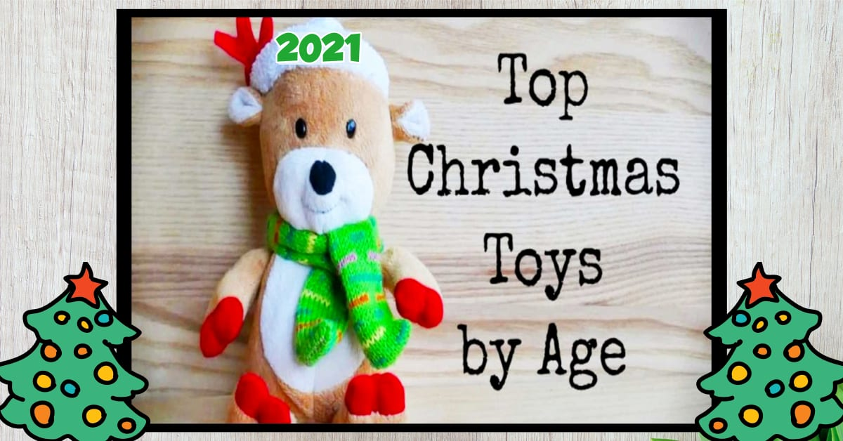 Christmas Toys! Top Christmas Toys 2021 and Most Wanted Christmas Toys By Age - Hottest Christmas Toys for 2021
