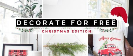 Cute (and FREE) Christmas Room Decor Ideas – How To Decorate Your Room For Christmas WITHOUT Buying Anything