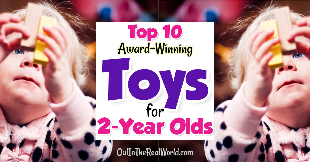 Award Winning Toys 2 Year Olds Love - Top 10 BEst Toys for Toddler Girls and Boys - Best Educational toys for 2 year old toddlers