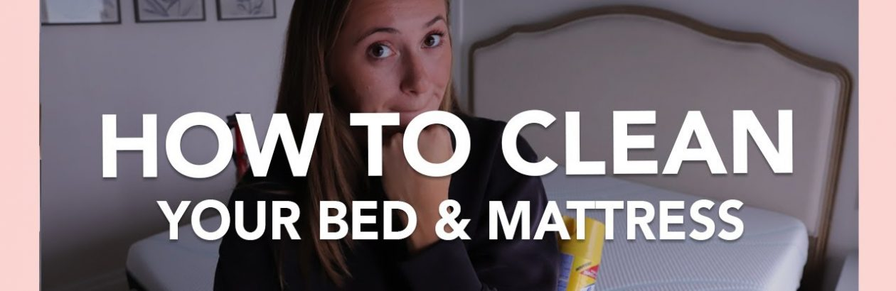 How To Remove Mattress Stains At Home the EASY Way